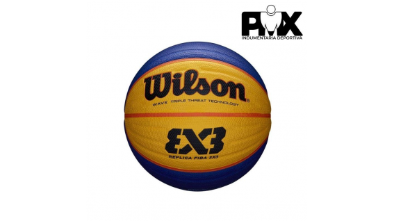 Pelota Wilson basquet 3x3