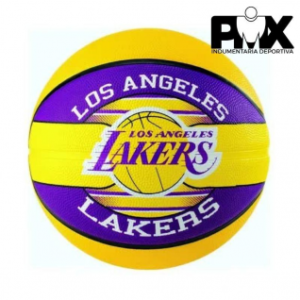 Pelota Spalding Lakers