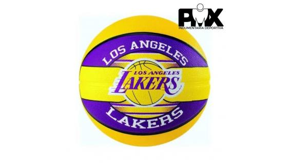 Pelota Spalding Lakers