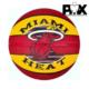 Pelota Slpalding Miami Heat