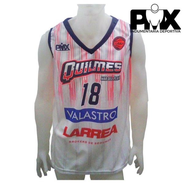 Camiseta Quilmes 2019
