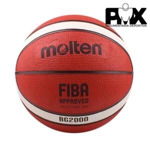 Pelota basquet Molten B7G2000 Caucho