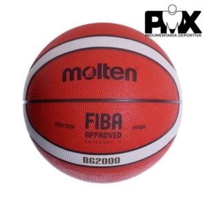 Pelota basquet Molten B5G2000 Caucho