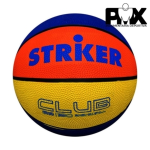 Pelota basquet Striker Basquet Nº 5 Tricolor